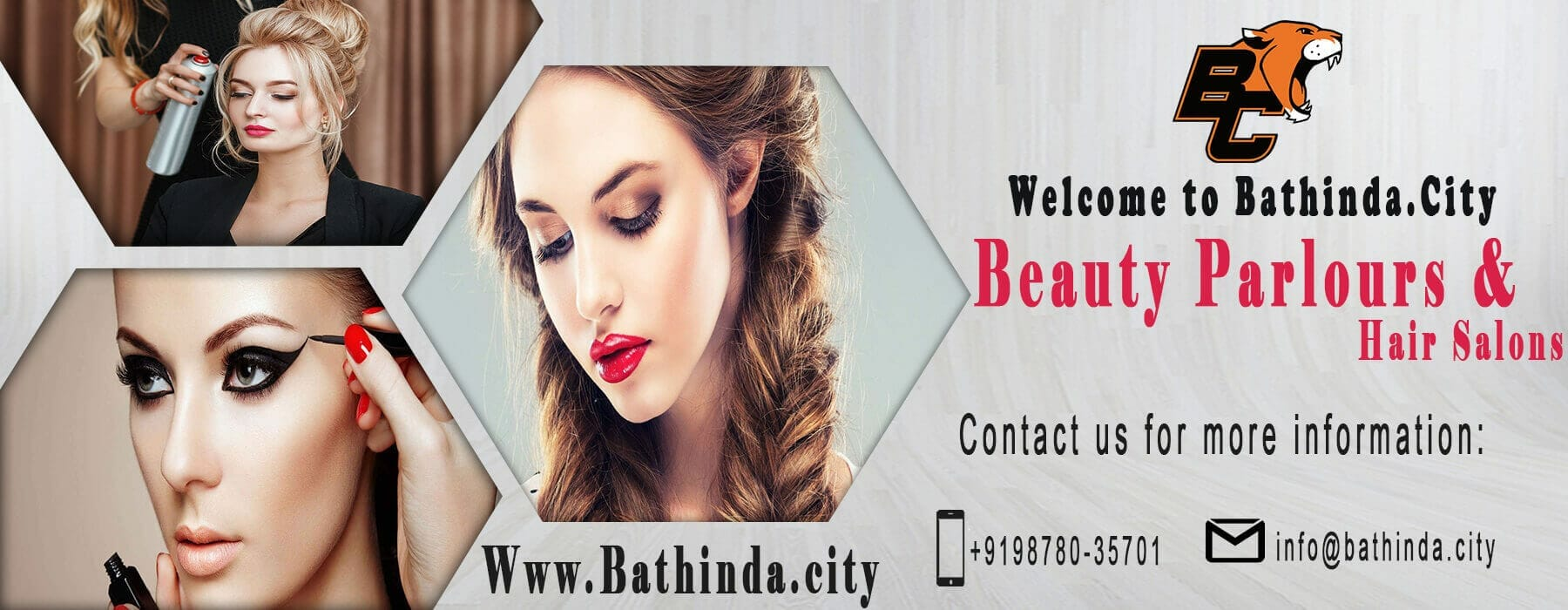 Beauty Parlours  in bathinda